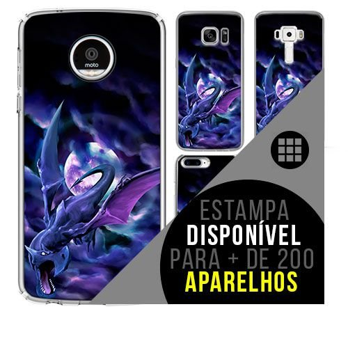 Capa de celular - POKÉMON [disponível para + de 200 aparelhos] 24
