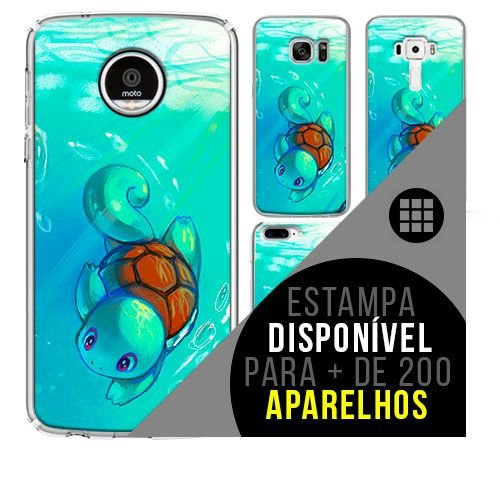 Capa de celular - POKÉMON 40 [disponível para + de 200 aparelhos]