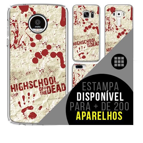 Capa de celular - HOTD 3 [disponível para + de 200 aparelhos]