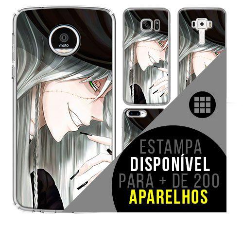 Capa de celular - KUROSHITSUJI [disponível para + de 200 aparelhos]