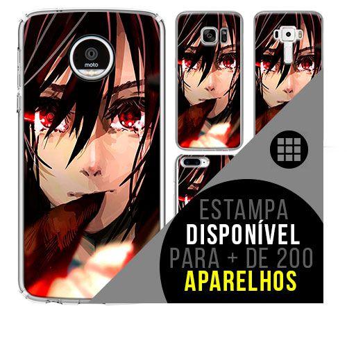 Capa de celular - SHINGEKI NO KYOJIN 35 [disponível para + de 200 aparelhos]