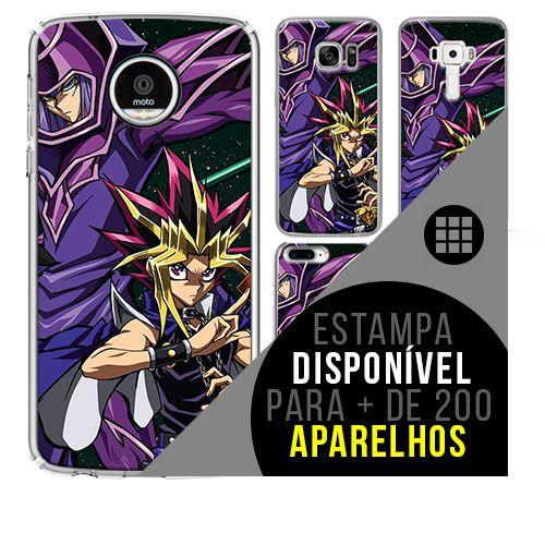 Capa de celular - YU-GI-OH [disponível para + de 200 aparelhos]