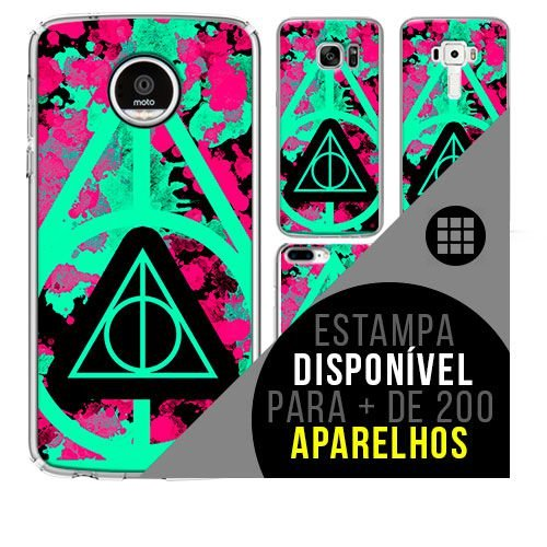 Capa de celular - HARRY P. [disponível para + de 200 aparelhos]