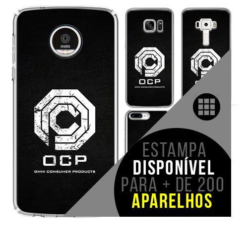 Capa de celular - ROBOCOP [disponível para + de 200 aparelhos]