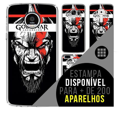 Capa de celular - GOD OF WAR 3 [disponível para + de 200 aparelhos]