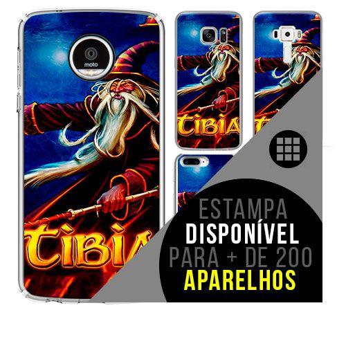 Capa de celular - TIBIA 4 [disponível para + de 200 aparelhos]