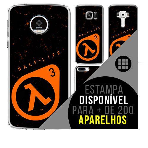 Capa de celular - HALF-LIFE [disponível para + de 200 aparelhos]