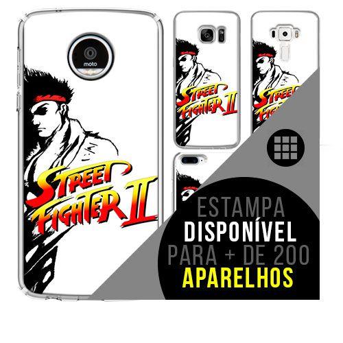 Capa de celular - STREET FIGHTER 6 [disponível para + de 200 aparelhos]