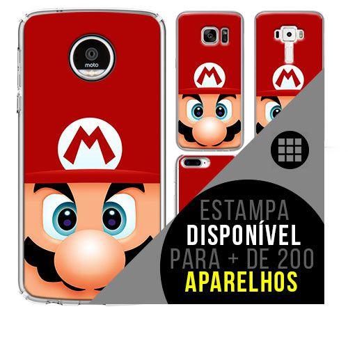 Capa de celular - MARIO BROS 3 [disponível para + de 200 aparelhos]