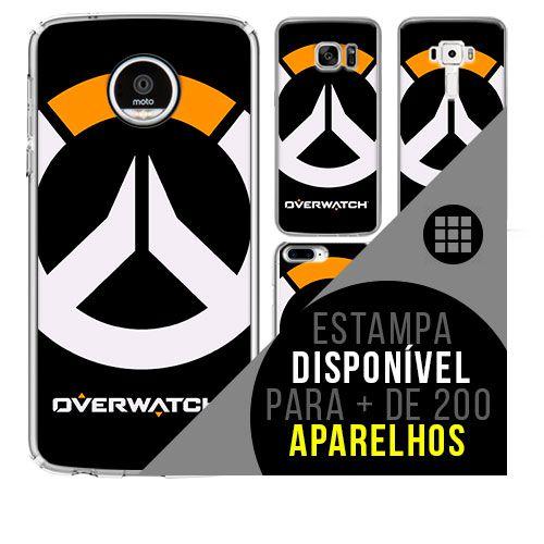 Capa de celular - Overwatch [disponível para + de 200 aparelhos]