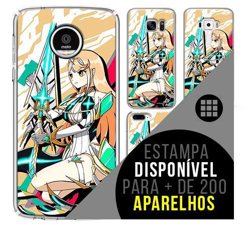 Capa de celular - Xenoblade 4 [disponível para + de 200 aparelhos]