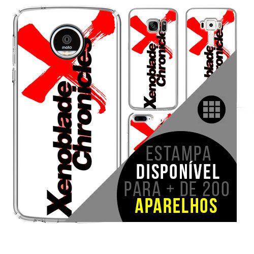 Capa de celular - Xenoblade 3 [disponível para + de 200 aparelhos]