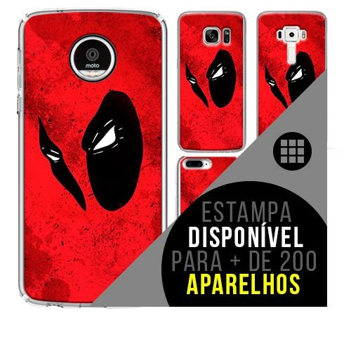 Capa de celular - DEAD P.  [disponível para + de 200 aparelhos]