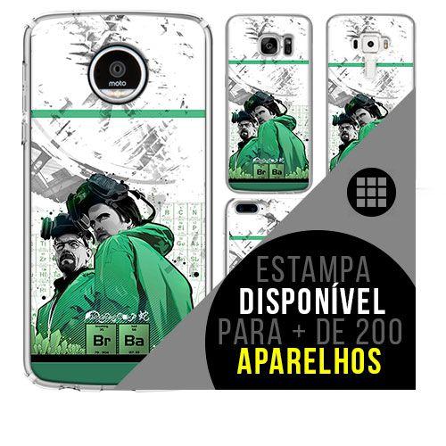 Capa de celular - BREAKING BAD 2 [disponível para + de 200 aparelhos]