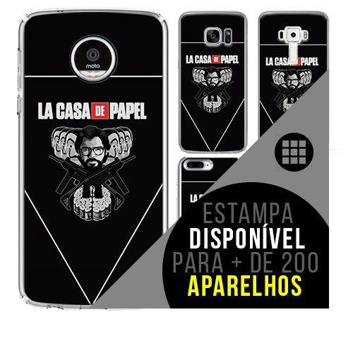 Capa de celular - LA CASA DE PAPEL 4 [disponível para + de 200 aparelhos]