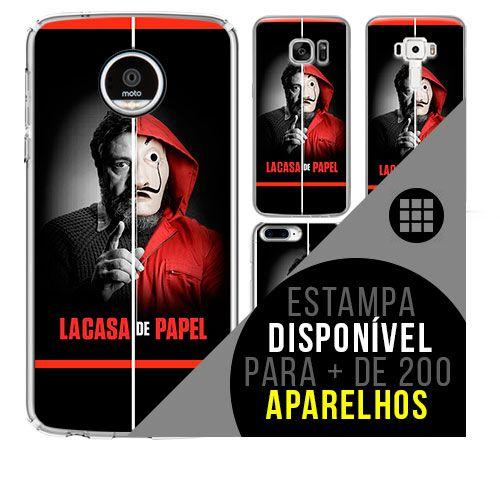 Capa de celular - LA CASA DE PAPEL 7 [disponível para + de 200 aparelhos]
