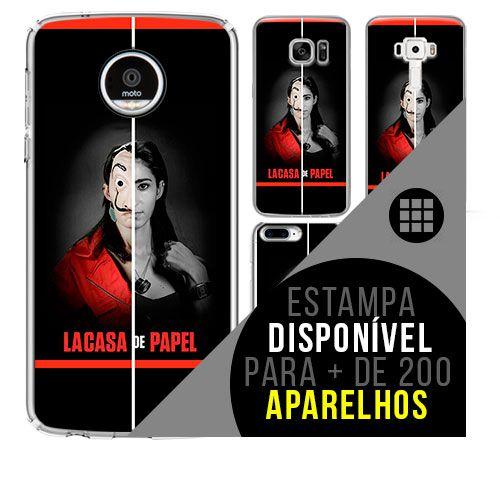 Capa de celular - LA CASA DE PAPEL 8 [disponível para + de 200 aparelhos]