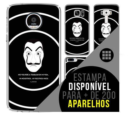 Capa de celular - LA CASA DE PAPEL 5 [disponível para + de 200 aparelhos]