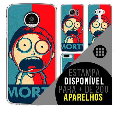 Capa de celular - Rick and Morty 3  [disponível para + de 200 aparelhos]