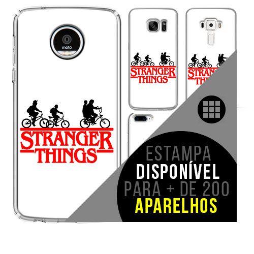 Capa de celular - STRANGERS THINGS 2 [disponível para + de 200 aparelhos]