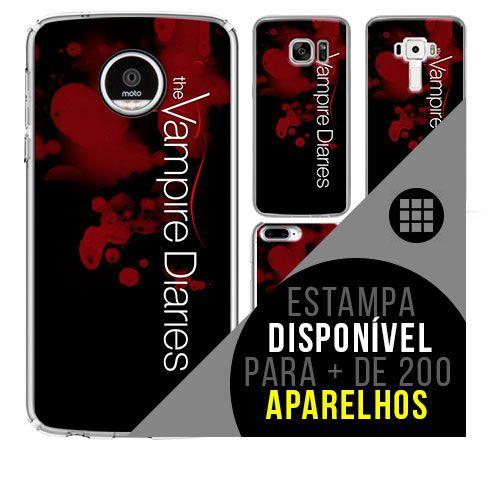 Capa de celular - THE VAMPIRE DIARIES [disponível para + de 200 aparelhos]