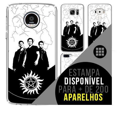 Capa de celular - SUPERNATURAL [disponível para + de 200 aparelhos]