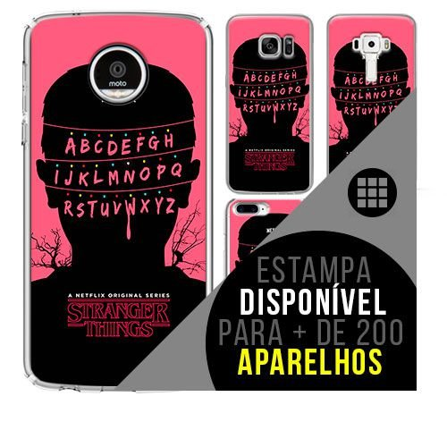 Capa de celular - STRANGERS THINGS 10 [disponível para + de 200 aparelhos]