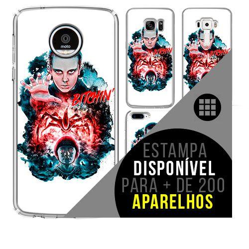 Capa de celular - STRANGERS THINGS 5 [disponível para + de 200 aparelhos]
