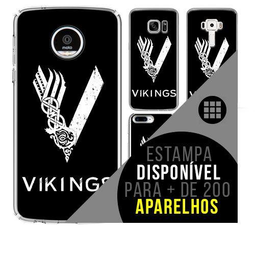 Capa de celular - VIKINGS [disponível para + de 200 aparelhos]