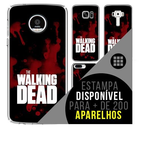 Capa de celular - THE WALKING DEAD 2 [disponível para + de 200 aparelhos]
