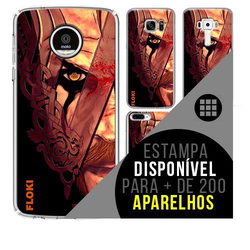 Capa de celular - VIKINGS 15 [disponível para + de 200 aparelhos]