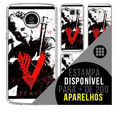 Capa de celular - VIKINGS 14 [disponível para + de 200 aparelhos]