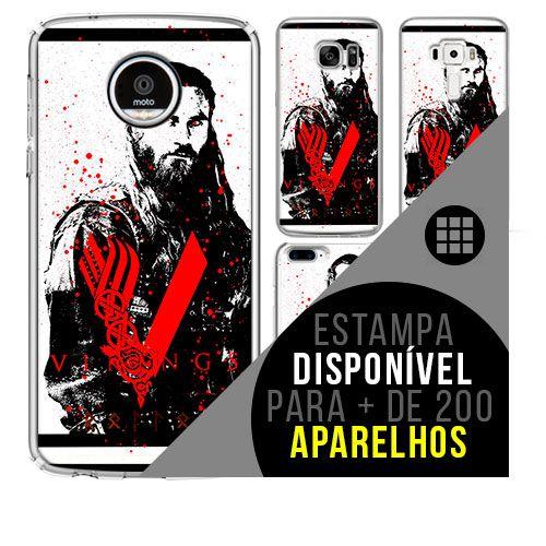 Capa de celular - VIKINGS 40 [disponível para + de 200 aparelhos]