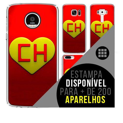 Capa de celular - 2 CHAPOLIN [disponível para + de 200 aparelhos]