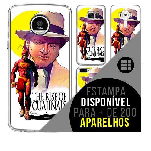 Capa de celular - 3 CHAPOLIN [disponível para + de 200 aparelhos]
