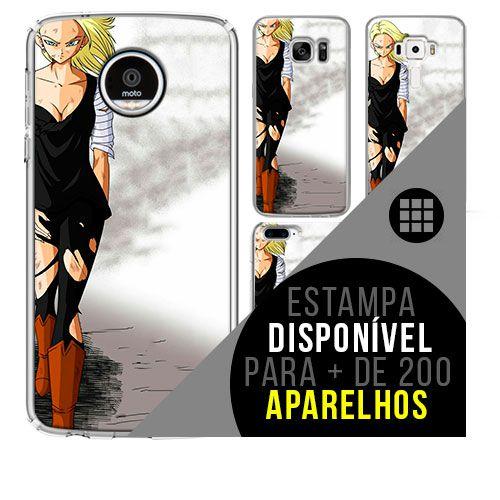Capa de celular - DRAGON BALL Z 125 [disponível para + de 200 aparelhos]