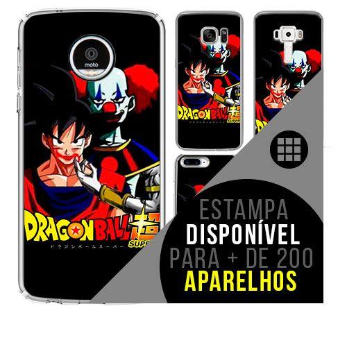Capa de celular - DRAGON BALL Z 131 [disponível para + de 200 aparelhos]