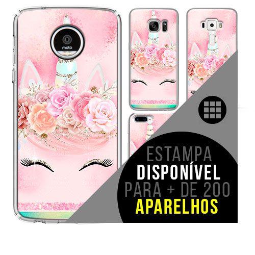 Capa de celular - Unicórnio 5 [disponível para + de 200 aparelhos]