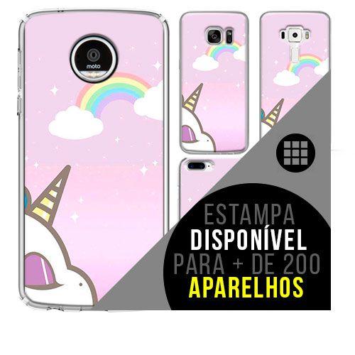 Capa de celular - Unicórnio 10 [disponível para + de 200 aparelhos]