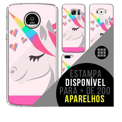 Capa de celular - Unicórnio 13 [disponível para + de 200 aparelhos]