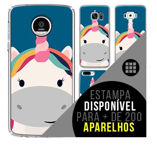Capa de celular - Unicórnio 14 [disponível para + de 200 aparelhos]