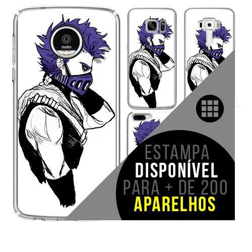 Capa de celular boku-no-hero - Hitoshi-Shinso 50 [disponível para + de 200 aparelhos]