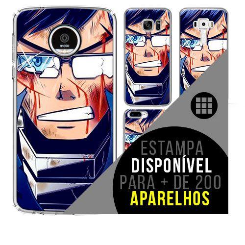 Capa de celular boku-no-hero - Tenya-Iida 62 [disponível para + de 200 aparelhos]