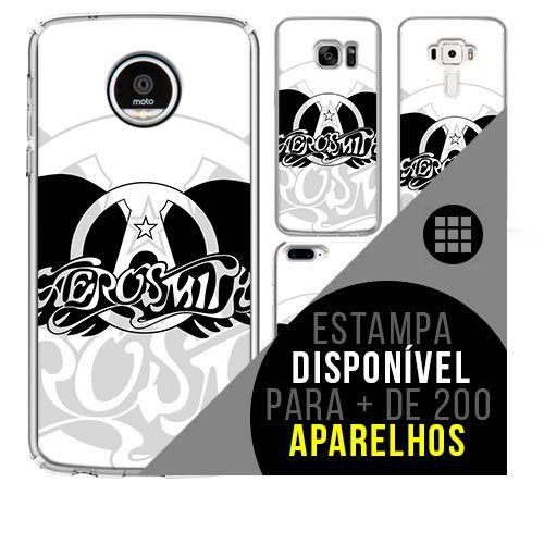 Capa de celular - AEROSMITH 4 [disponível para + de 200 aparelhos]
