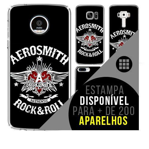 Capa de celular - AEROSMITH 5 [disponível para + de 200 aparelhos]