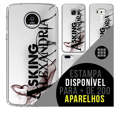 Capa de celular - ASKING ALEXANDRIA 4 [disponível para + de 200 aparelhos]