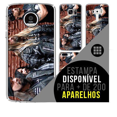 Capa de celular - BLACK LABEL SOCIETY [disponível para + de 200 aparelhos]