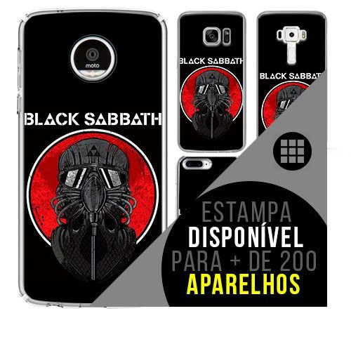 Capa de celular - BLACK SABBATH 2 [disponível para + de 200 aparelhos]