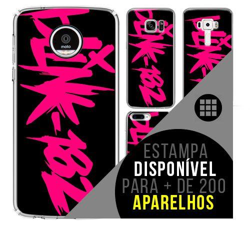 Capa de celular - BLINK 182 - 5 [disponível para + de 200 aparelhos]