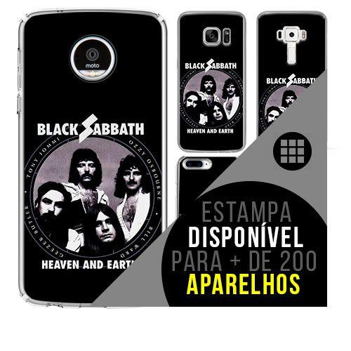 Capa de celular - BLACK SABBATH [disponível para + de 200 aparelhos]